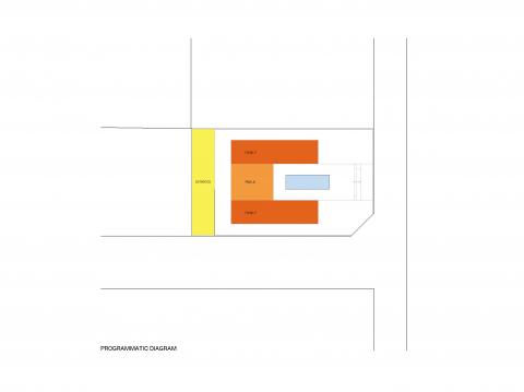 Villa in Dubai - Diagram