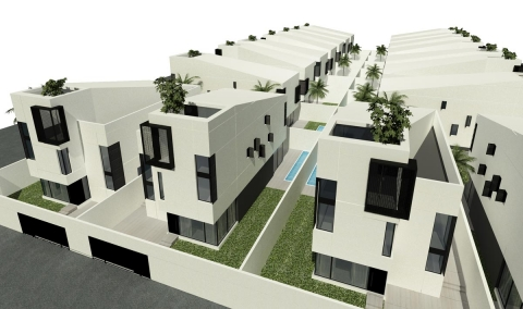 18 Villas by Accent DG - perspective