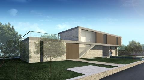 Adloun Villa - view 2