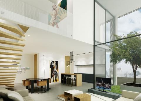 Allée Des Arts by Accent DG - Duplex
