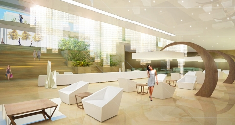 Aqaba Hotel by Accent DG - lobby