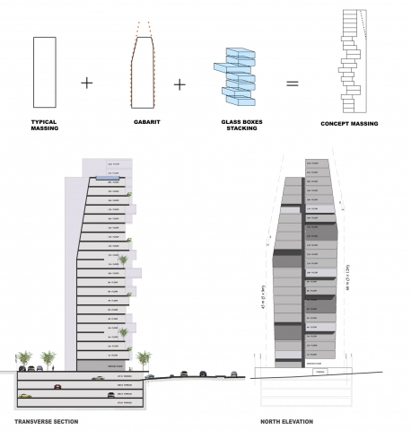 Beirut Observatory by Accent DG - Diagram 2