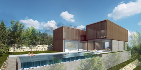 Bsalim Residence by AccentDG- overview
