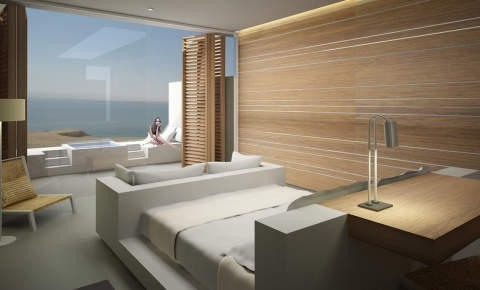 Dead Sea Hotel & Resort by Accent DG - suite