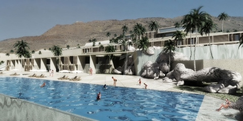 Dead Sea Hotel & Resort by Accent DG - overview
