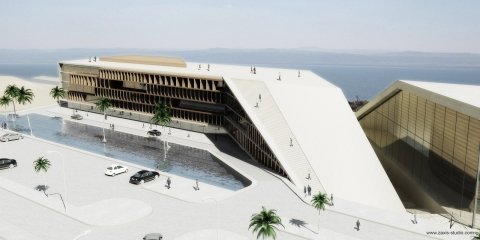 Dead Sea Hotel & Resort by Accent DG - roof top access