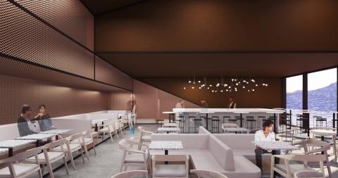 Faqra Restaurant by AccentDG