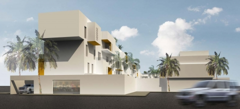 Al Hitteen Compound by Accent DG - perspective
