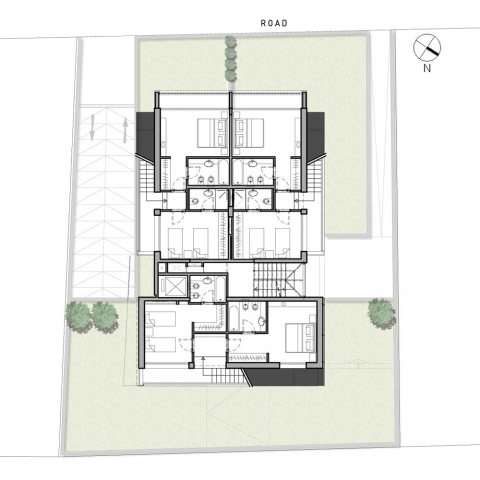 i-Ski by Accent DG - first floor plan