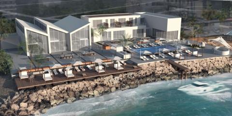 Jounieh Seaside by AccentDG