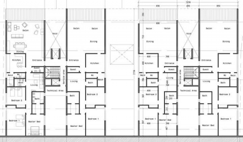 K-3878 by Accent DG - basement plan