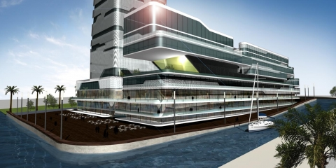 Meydan City by Accent DG - perspective