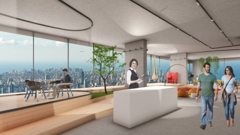 PMI offices by AccentDG