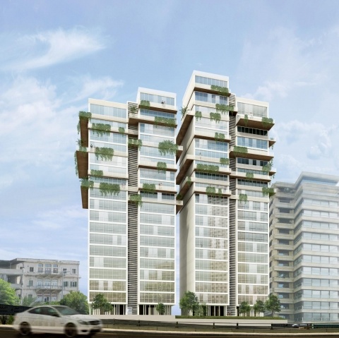 Royal Hill by Accent DG - main view
