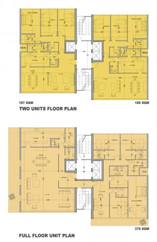 Royal Hill by Accent DG - plans
