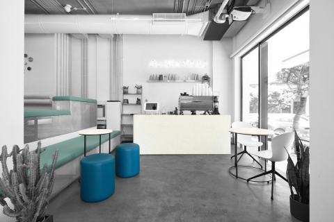 S17 Co working Space by AccentDG