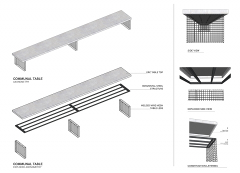 Tawle Restaurant by AccentDG-diagram