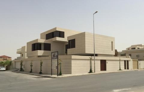 Villa AK by Accent DG - construction progress July 2015