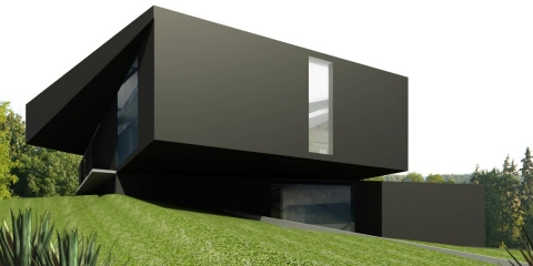 Villa EM by Accent DG - perspective