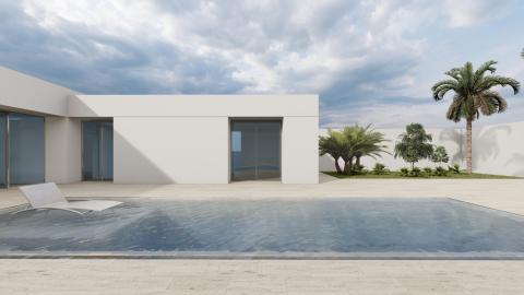 Villa in Dubai - Pool View