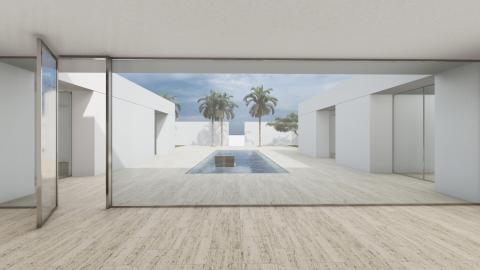 Villa in Dubai - Interior View