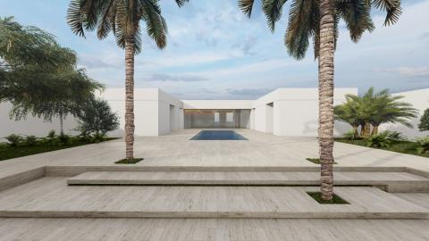 Villa in Dubai - Exterior View