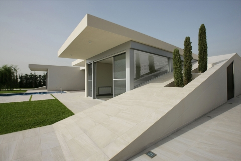 Jiyeh Villa by Accent DG - perspective