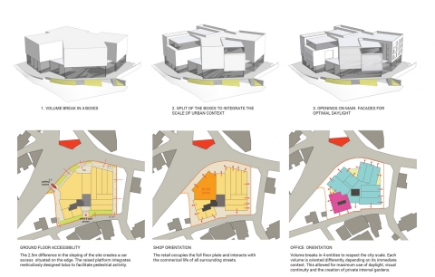 Batroun Square by Accent DG - Diagram