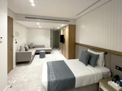 Otencia 2 Hotel by Accent DG - Bedroom