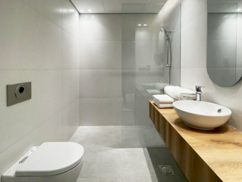 Otencia 2 Hotel by Accent DG - Bathroom