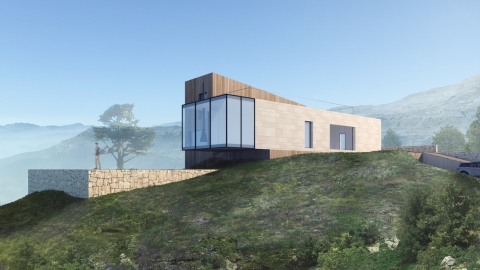 Zaarour villa, by AccentDG